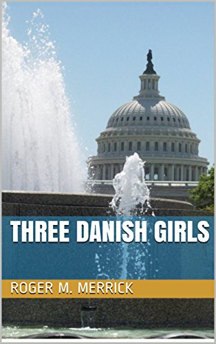 THREE DANISH GIRLS (English Edition)