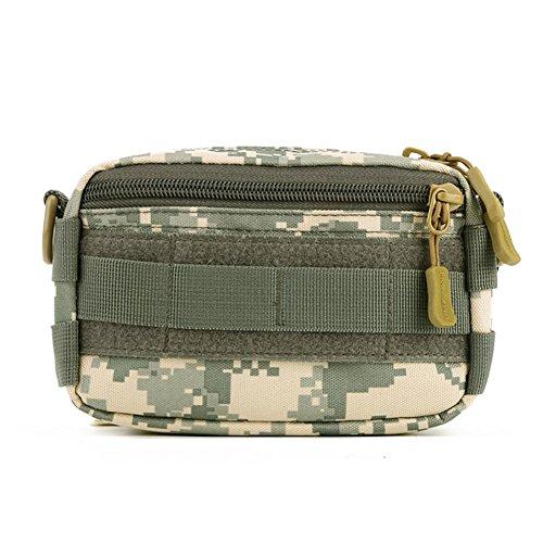 Petit Sac Messenger Casual Portable Light-Weight Mini Bag 17 * 11 * 6cm , 4