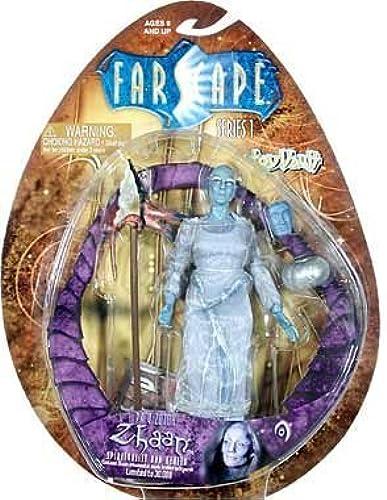 Farscape Zhaan - Spiritualist and Healer by Toy Vault