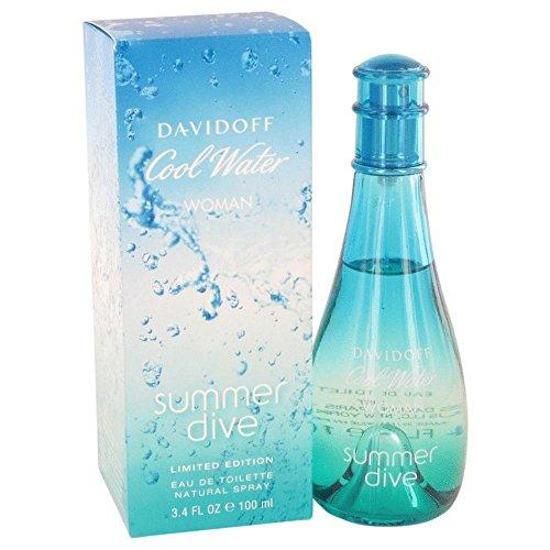 Davidoff Cool Water Summer Dive Eau de Toilette 100ml Spray