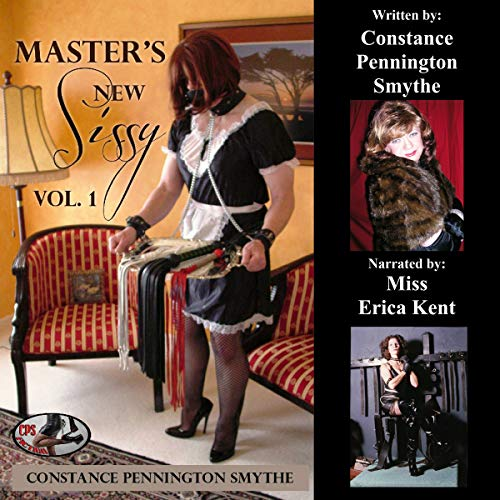 Master's New Sissy: Vol. 1 audiobook cover art
