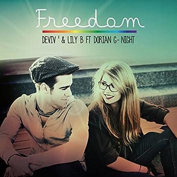Freedom (feat. Dorian G-Night)