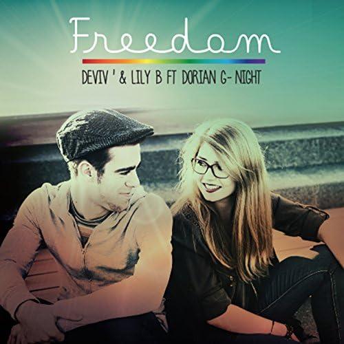 Deviv' & Lily B feat. Dorian G-Night