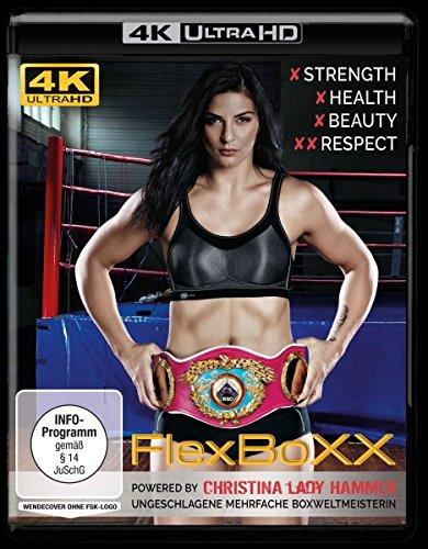 FlexBoxx powered by Christina Hammer 4K UHD (Ultra HD Blu-ray)