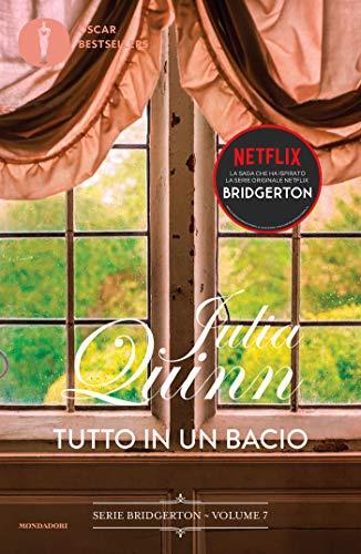 Bridgerton - 7. Tutto in un bacio (Italian Edition)