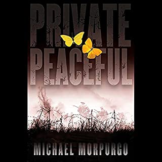 Private Peaceful audiobook cover art