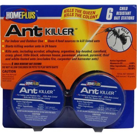 PIC HomePlus Ant Killer 6-Pack, 6 Count