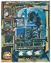 German Posters Pablo Picasso La Palomas–Póster de 80x 60cm sin Marco