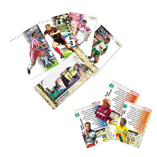 Ran Panini 95-96 Bundesliga Sammelkarten Preis pro Päckchen (7 Karten)