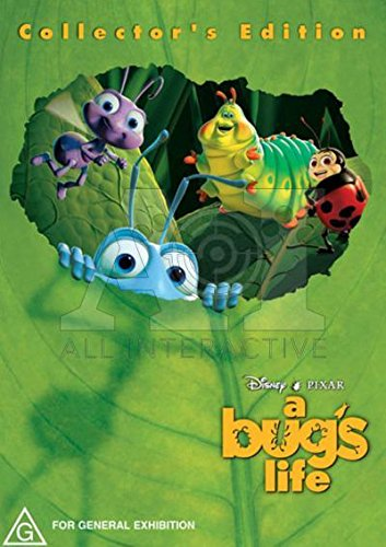 Bug's Life, A - Collector's Edition (2 Disc Set) (DTS)