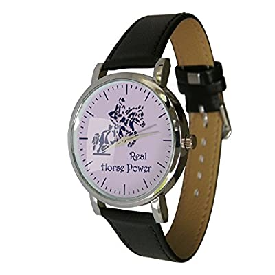 Horse Power Design Watch. Ideal Horsey Gift Idea for Any Equine Lover
