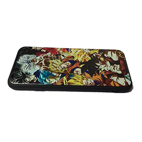 Dragon Ball Super DBZ Goku Protector Cases Cover for iPhone 6 Plus iPhone6s Plus