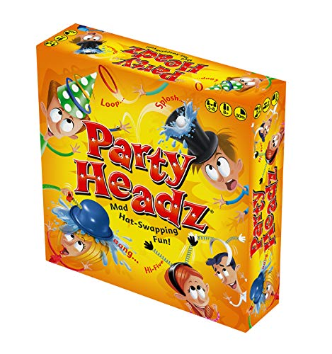 Games Party Headz