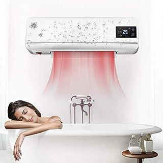 HEATER ZLMI Calentador de Pared hogar Impermeable y Ahorro de energía baño Calentador de Control Remoto 2KW radiador con componentes de cerámica PTC