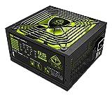 Keep Out Gaming FX900 - Fuente de alimentación de 900 W, Color Negro y...