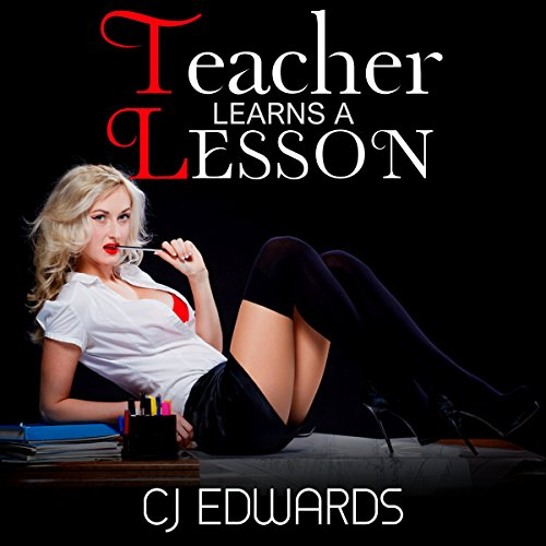 Teacher Learns a Lesson audiobook cover art