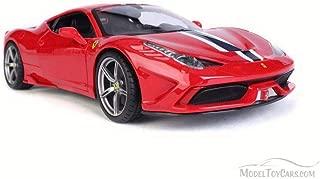 1/18 Bburago Race & Play Ferrari 458 Speciale Red