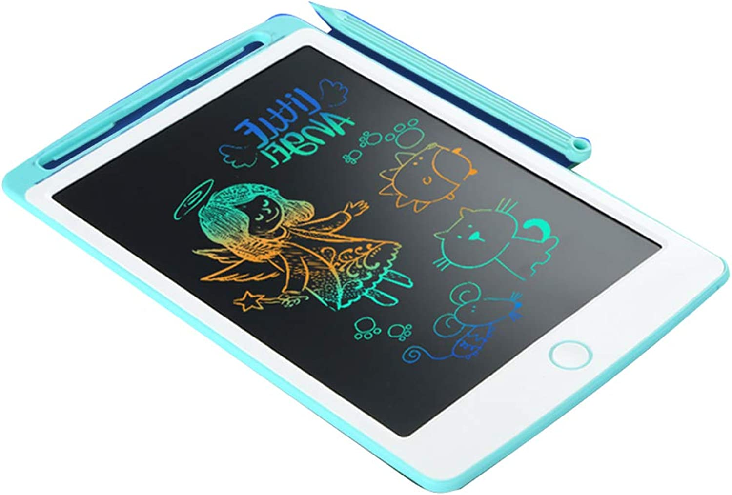 ETSXB 10 Inch colorful Display LCD Writing Tablet Kids Writing and Drawing Electronic Writing Board for Instead of Paper