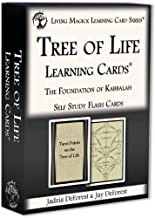Tree of Life / Kabbalah Learning Cards - Living Magick (Self Study Flash Cards)