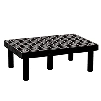 Spc Industrial D3624 Dunnage Rack Storage Grid Top 36 X24 X12 Industrial Scientific