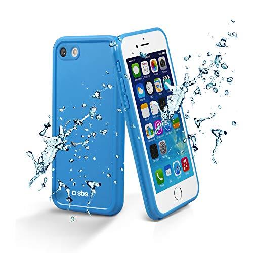 Funda SBS Resistente al Agua Azul para iPhone 7