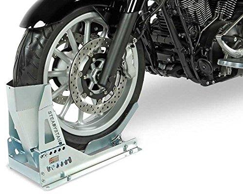Motorradständer STEADYSTAND MULTI FIX AC181, verzinkt, nur zum festen Einbau.
