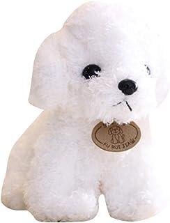 DHGCX Simulation Teddy Dog Plush Toy Puppy Doll Children Gift Simulation Realistic Lucky..