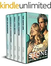 The Family Stone Complete Box Set: All Five Books in the Stone Family Romance Series