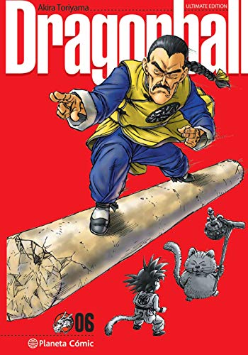 Dragon Ball Ultimate nº 06/34 (Manga Shonen)