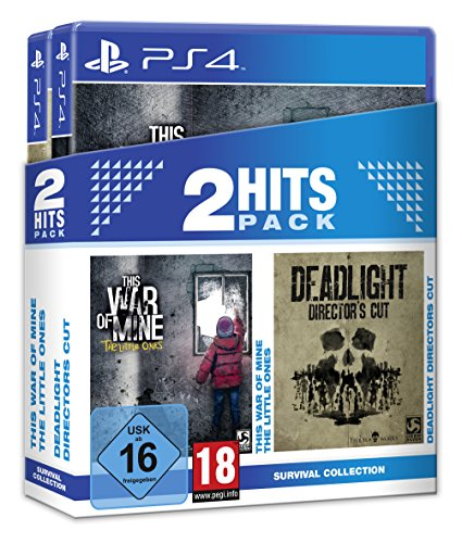 2 Hits Pack This War of Mine und Deadlight Director's Cut [PlayStation 4]