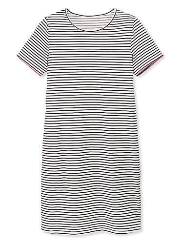CALIDA Sunset Dreams Sleepshirt Kurzarm, Länge 95cm Damen