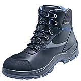 Atlas Chaussures de sécurité GTX 535 GORETEX, S3, noir, largeur 11, Taille 39