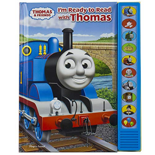Thomas & Friends - I'm Ready To Read with Thomas Sound Book - PI Kids (Play-A-Sound)