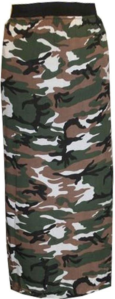 shelikes Womens Maxi Pattern Gypsy Skirt UK8-18
