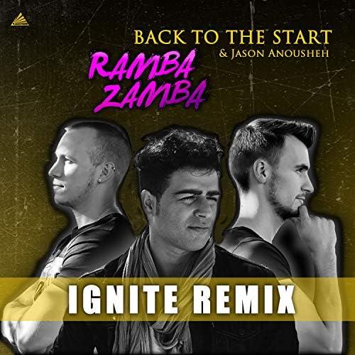 Ramba Zamba & Jason Anousheh