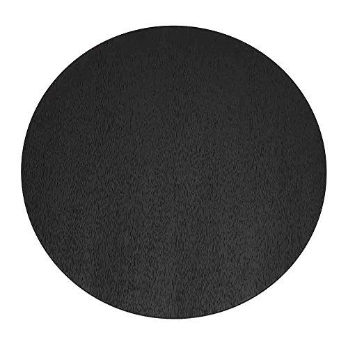 Ferm Living Blat stołu, dąb, czarny, 40 cm