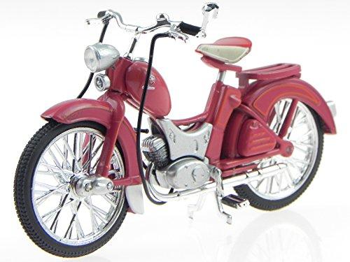 Simson Sr 2E DDR Ostalgie Motorrad Modell Atlas 1:24