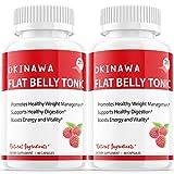 (2 Pack) Okinawa Flat Belly Tonic Powder Pills...