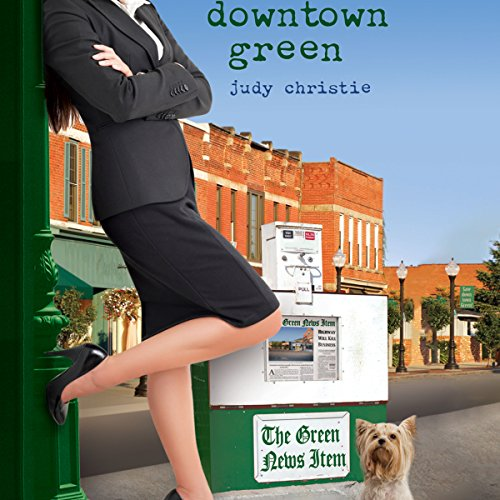 Downtown Green audiobook cover art