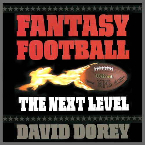 Fantasy Football audiobook cover art