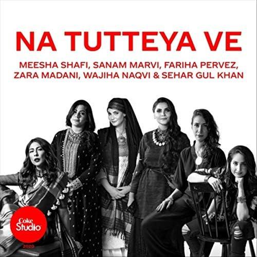 Meesha Shafi, Fariha Pervez, Sanam Marvi, Wajiha Naqvi, Zara Madani & Sehar Gul Khan