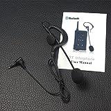 3.5mm Referee Headset Earhook for Football Soccer Match Work for Vnetphone V4 V6