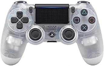Sony Sony ps4 dualshock 4 wireless controller for playstation 4 - crystal, 1.1 Ounce