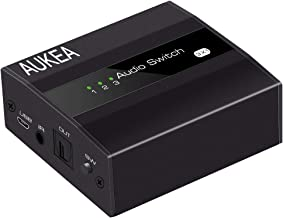 Best optical to audio out Reviews