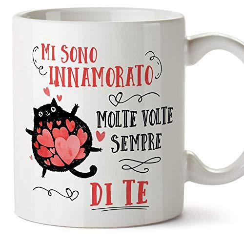 MUGFFINS Tazza San Valentino (Ti amo) - mi sono...