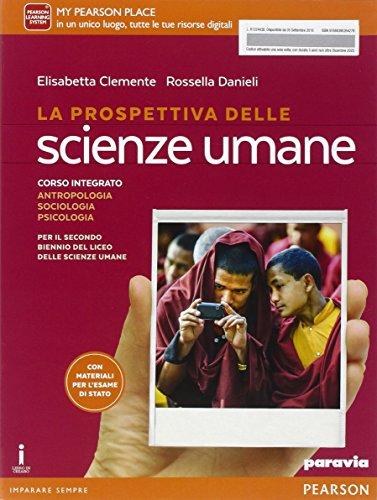 La prospettiva delle scienze umane. Per le Scuole superiori. Con e-book. Con espansione online (Vol. 1)