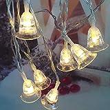 YLSMN Led Weihnachtsbaum Windspiel Lichterketten Weihnachtslichter Blinklichter Lichterketten Ferienhaus Modeling Lights nachtlicht