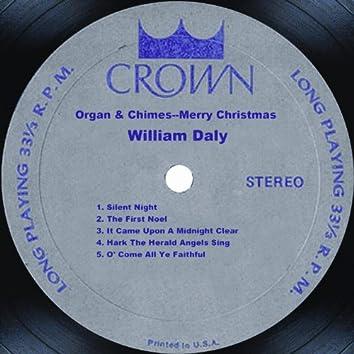 Organ & Chimes--Merry Christmas