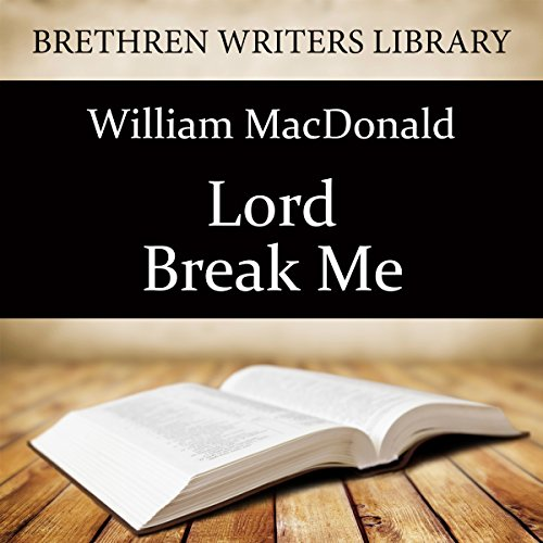 Lord Break Me! cover art