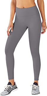High Waisted Leggings for Women Ultra Soft High Rise Yoga Pants One/Plus Size
